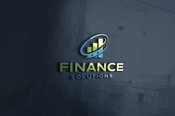 Cover Image For Finance Solutions Logo Design