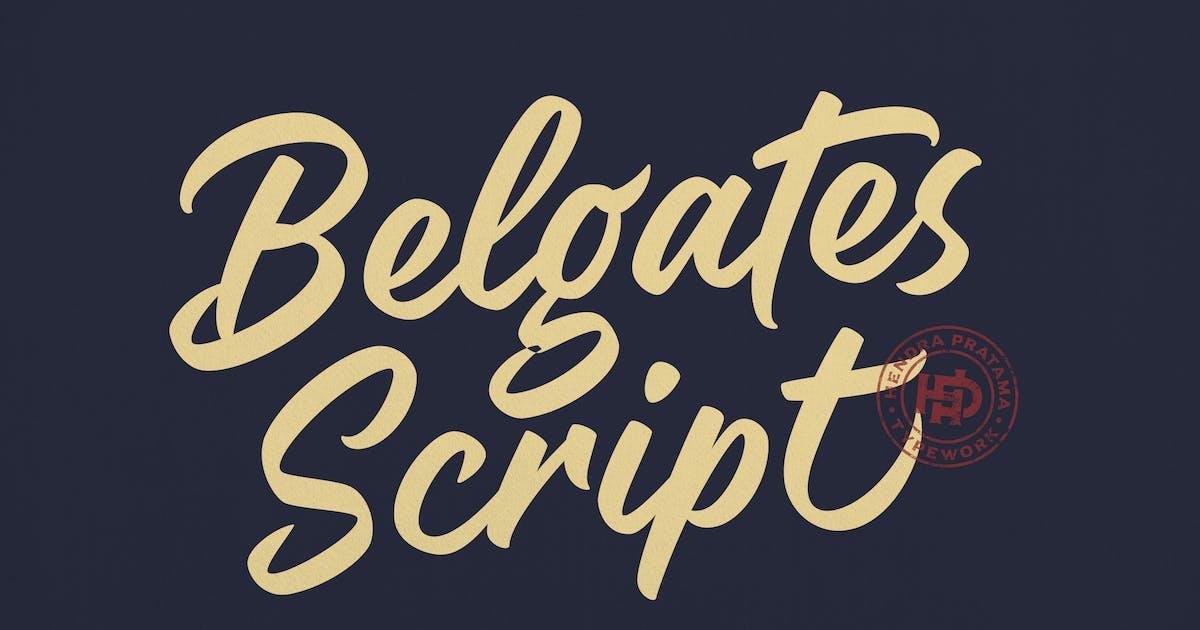 Download Belgates Script by hptypework