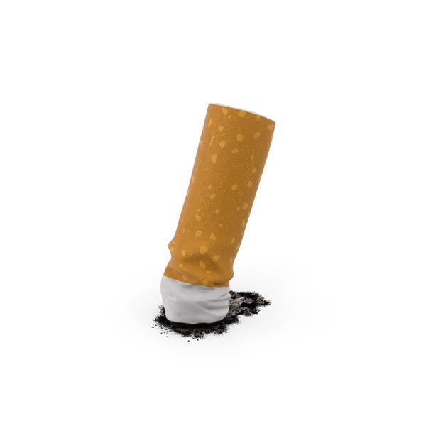 Thumbnail for Snuffed Cigarette