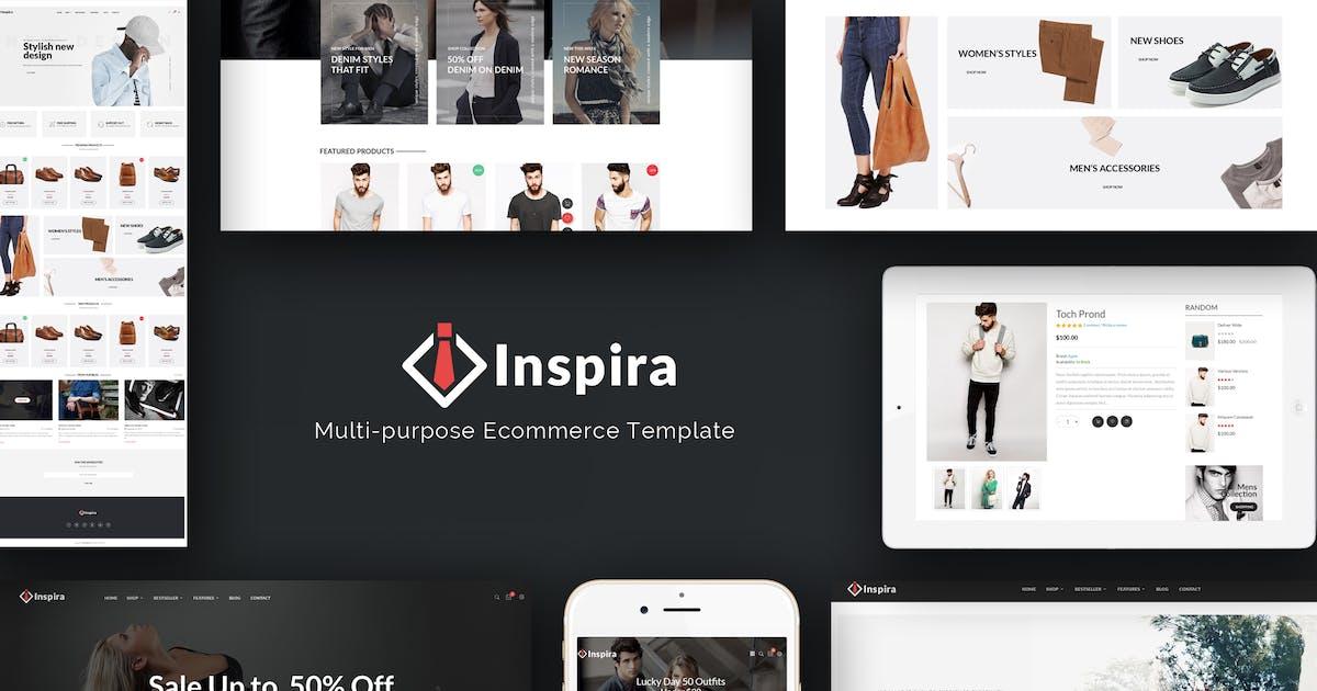 Download Inspira - Multipurpose Responsive Prestashop Theme by posthemes