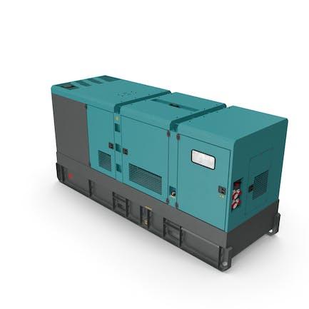 Generador Diesel de Energía Industrial Genérico