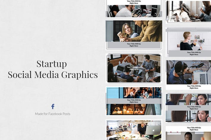 Thumbnail for Startup Facebook Posts