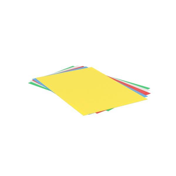 Цветные бумаги