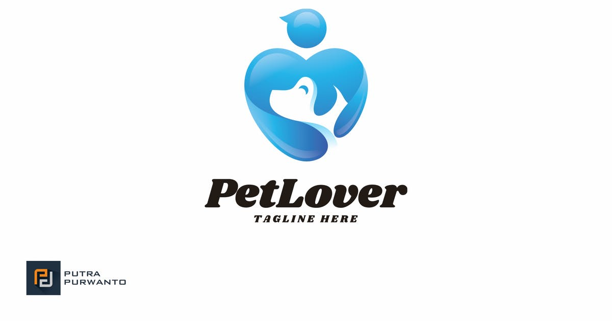 Download Pet Lover - Logo Template by putra_purwanto