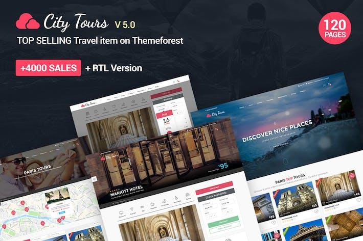 Thumbnail for CityTours - City Tours, Tour Tickets and Guides