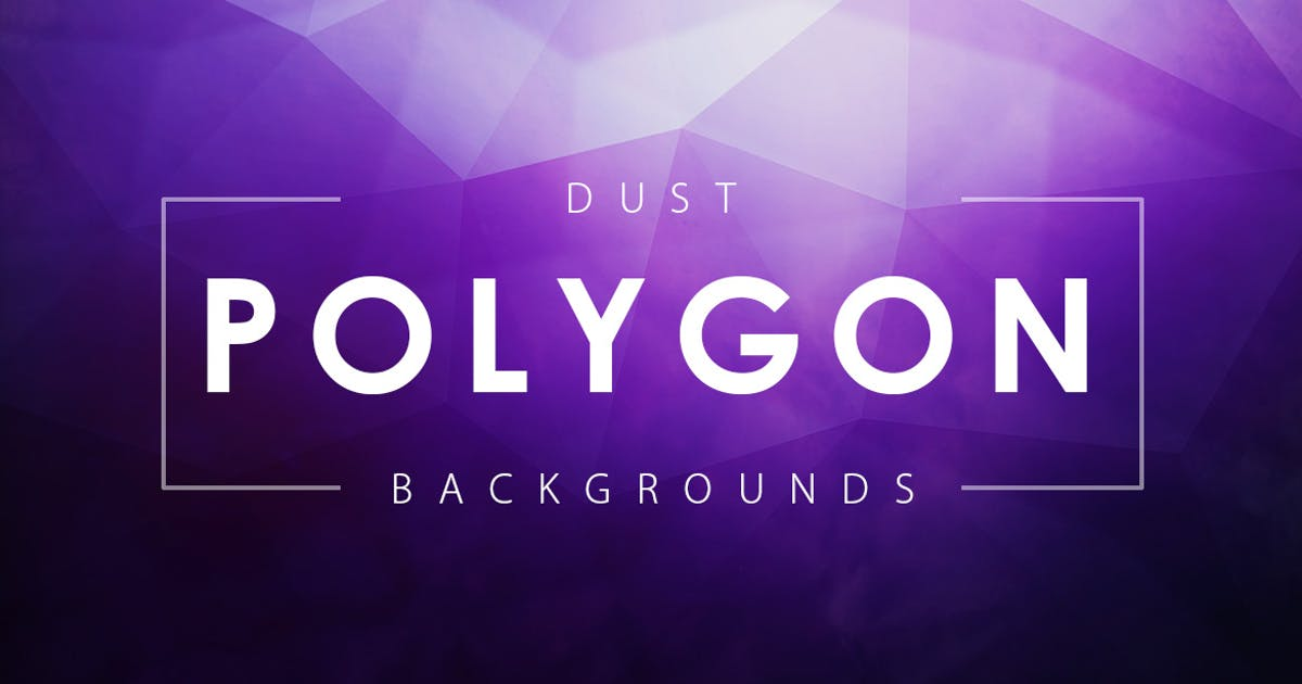 Download Dust Polygon Backgrounds by M-e-f