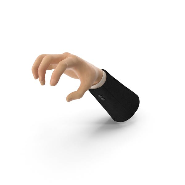 Suit Hand Object Grip Pose