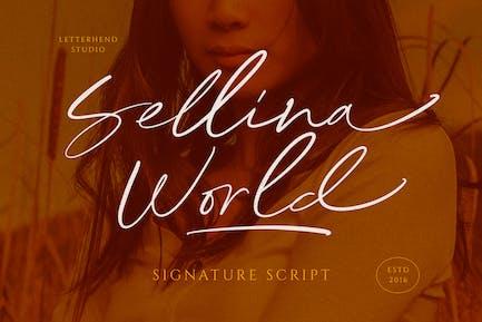 Le monde Sellina