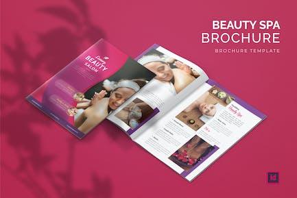 Beauty Spa - Brochure Template