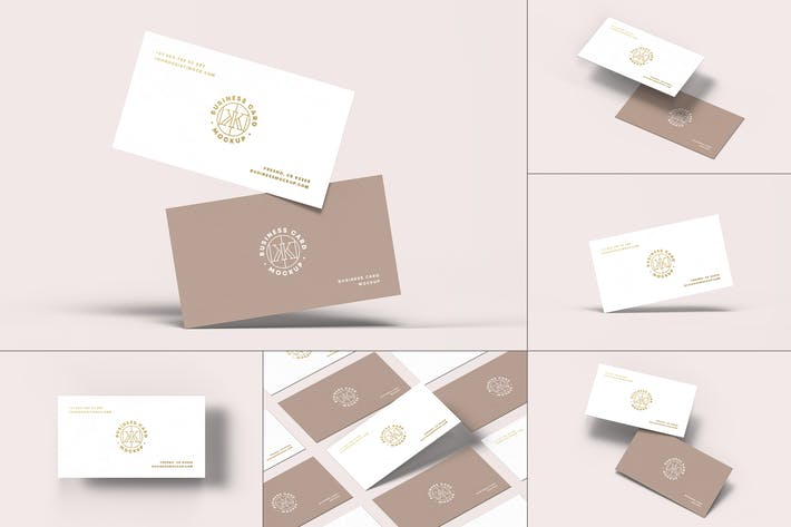 Cover Image For Business Card Mock-up 2_90x50