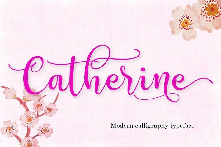 Thumbnail for Catherine Sript
