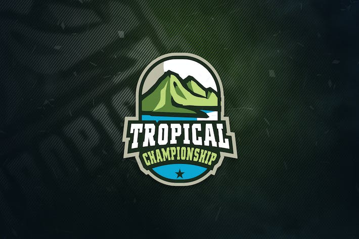Thumbnail for Tropical Championship Sports logo