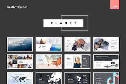 Planeta PowerPoint
