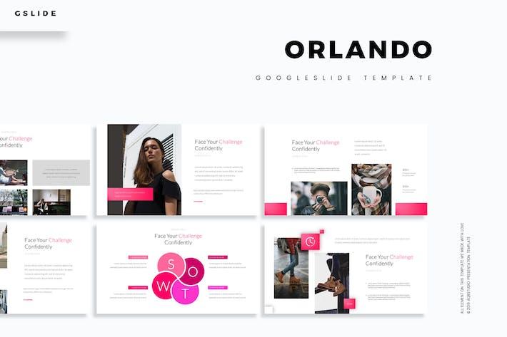 Thumbnail for Orlando - Plantilla de Diapositivas de Google