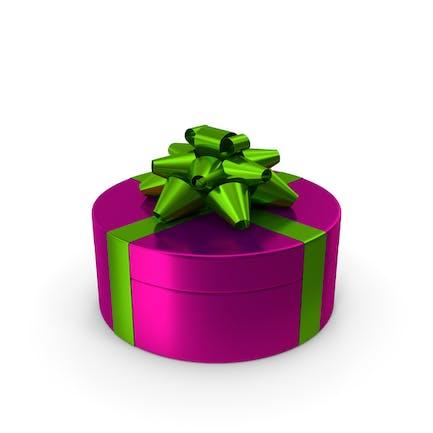 Caja de regalo de anillo