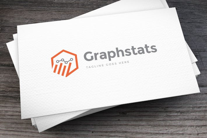 Graphstats Logo Template