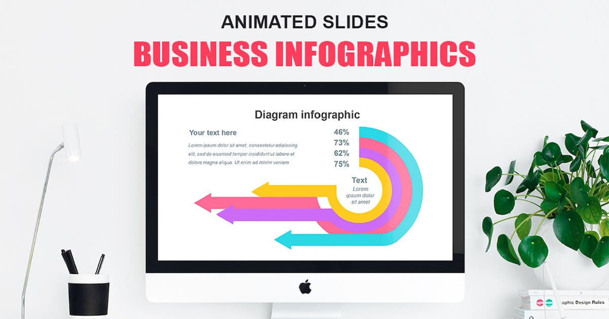 Download Infographics Powerpoint Slides Template by alexdndz