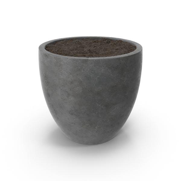 Thumbnail for Flower Pot with Soil