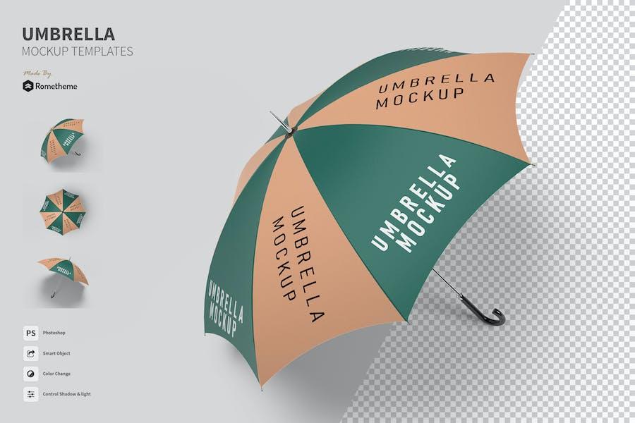 Umbrella - Mockup FH