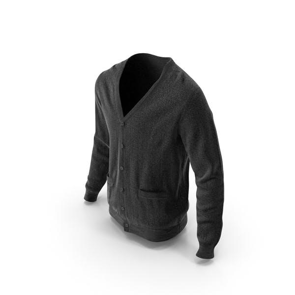 Mens Sweater Black