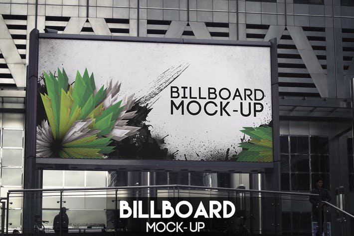Thumbnail for Billboard Mock-Up