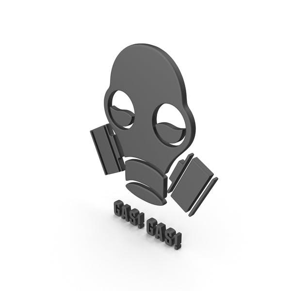 Thumbnail for Gas Mask Symbol
