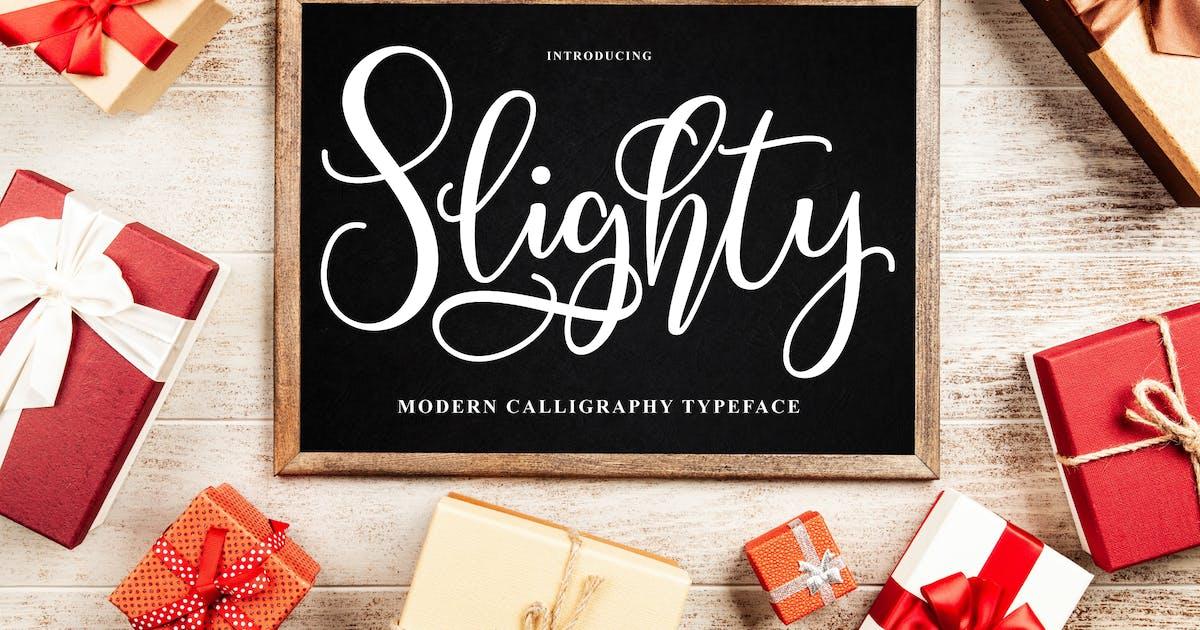 Download Slighty Script by Byulyayika