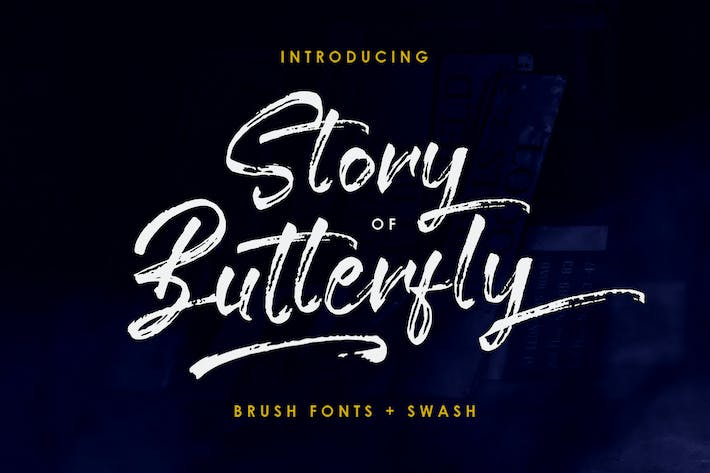Thumbnail for Story of Butterfly Brush