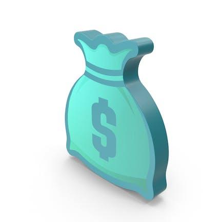 Money Bag Symbol Color