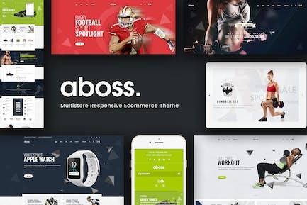 Aboss - Responsive Prestashop Theme