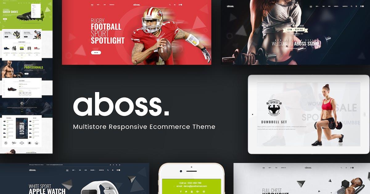 Download Aboss - Responsive Prestashop Theme by Plaza-Themes