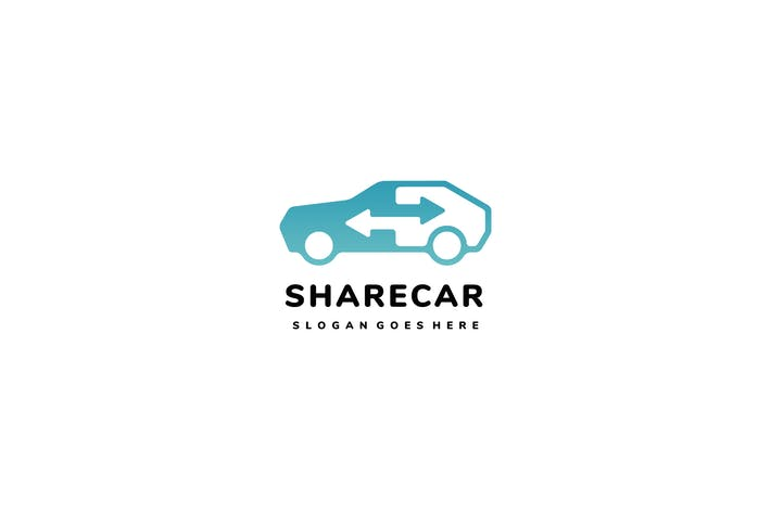 Thumbnail for Share and Exchange Cars Logo