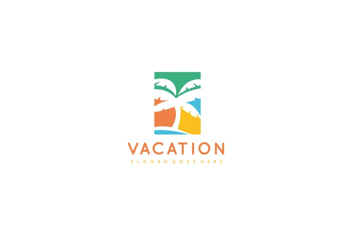 Thumbnail for Vacation Palm Logo