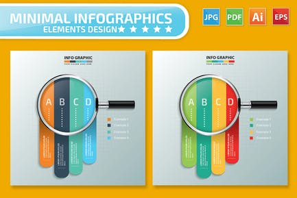 Searching Infographics Design