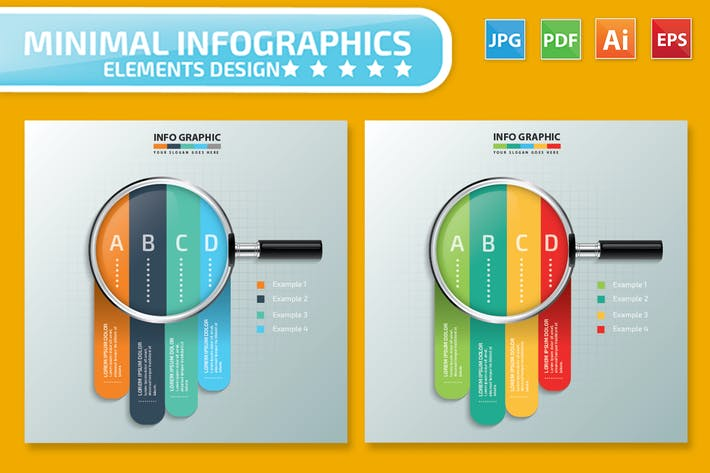 Thumbnail for Searching Infographics Design