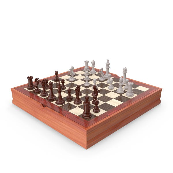 Thumbnail for Chess Board Set