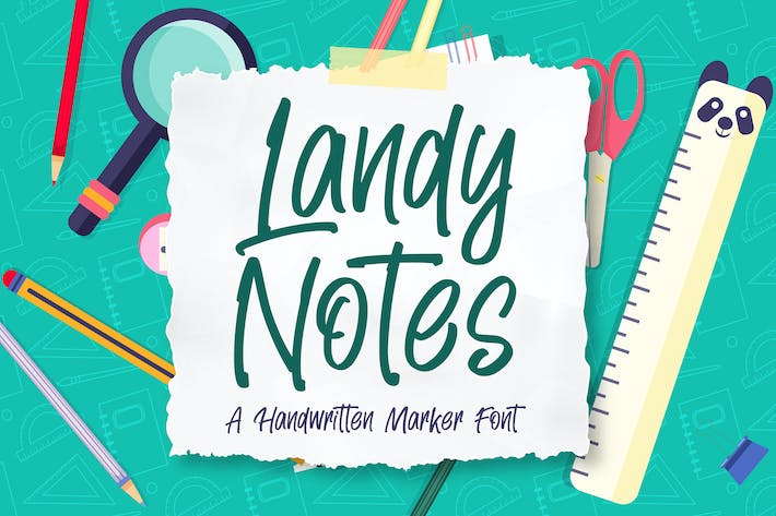 Thumbnail for Landy Notes