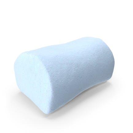 Marshmallow-Blau
