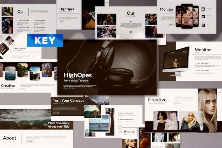 Thumbnail for Highopes Keynote