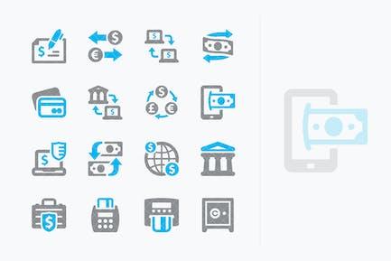 Kit de Íconos de finanzas personales y empresariales 3 - Sympa