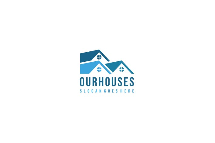 Cover Image For Houses Logo
