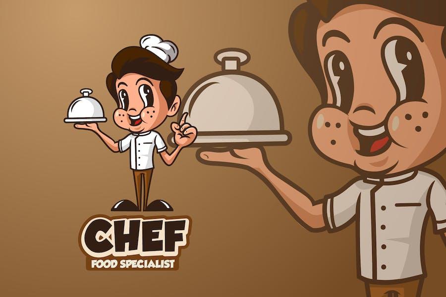Cd Chef Logo