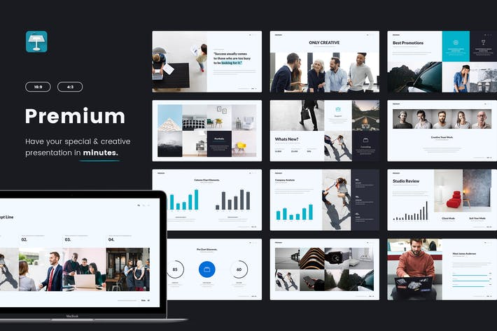 Thumbnail for Premium Business & Multipurpose (Keynote)