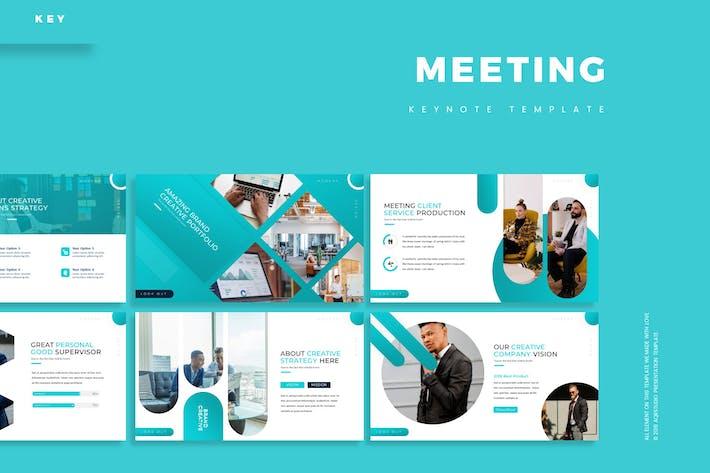 Meeting - Keynote Template