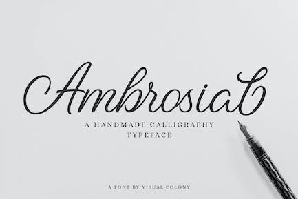 Ambrosial Script