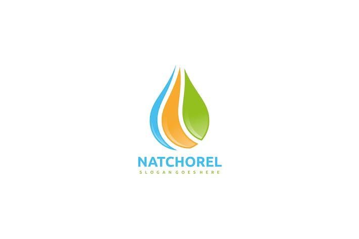 Thumbnail for Natural Drop Logo