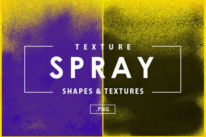 Thumbnail for 12 Spray Textures