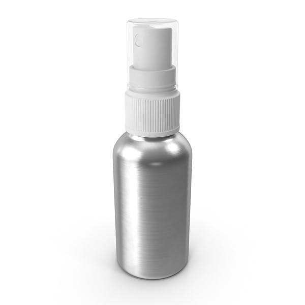 Spray Bottle Aluminum 50 ml