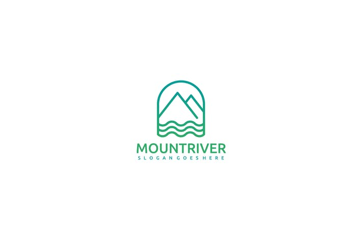 Thumbnail for Mountain River Logo
