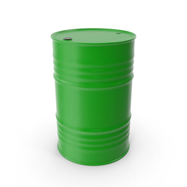 Cover Image for Oil Drum Green